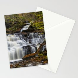 Mohican Falls Stationery Cards