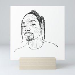 Snoop Mini Art Print