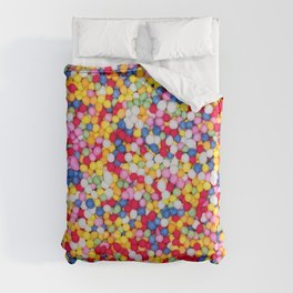 Hundreds and thousands Duvet Cover