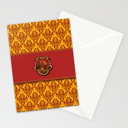 Gryffindor House Stationery Cards