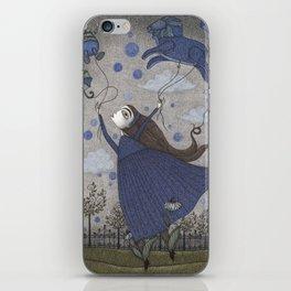 Violetta Dreaming iPhone Skin