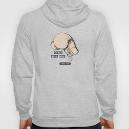 Boxing Fighting Club Since 1950 Hoody