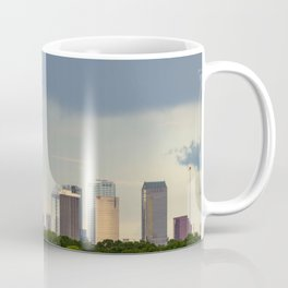 Tampa After Rain Coffee Mug