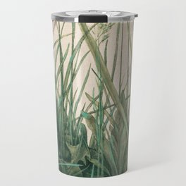 Albrecht Durer - The Large Piece of Turf Travel Mug