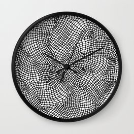 Dots 1 Wall Clock