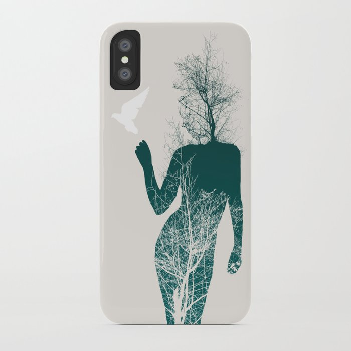 Bliss of Solitude iPhone Case