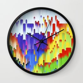 LegoLand 1 Wall Clock