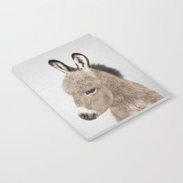 Donkey - Colorful Notebook