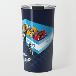 END OF LINE Travel Mug