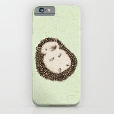 Plump Hedgehog iPhone 6s Slim Case
