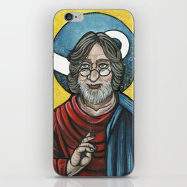 Saint Gaben iPhone Skin