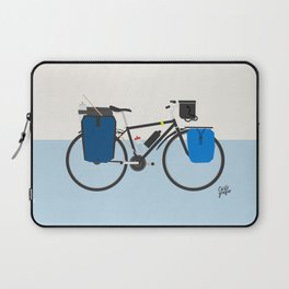 cicloviajera Laptop Sleeve