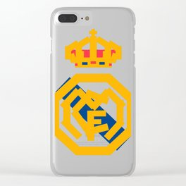Caballero del honor Clear iPhone Case