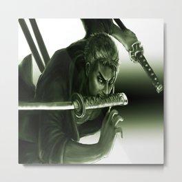 zoro Metal Print