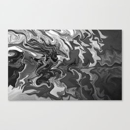 Arezzera Sketch #823 Canvas Print