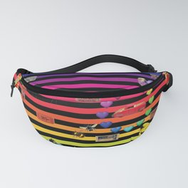 Just the Ticket Fanny Pack
