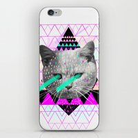 la iPhone & iPod Skins featuring Pastel  by Kris Tate