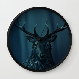 Ravenstag Wall Clock