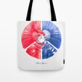 ☮ Piece for Peace  Tote Bag