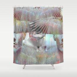 Lambs mystic Shower Curtain