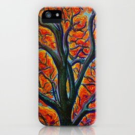 Heart of it All iPhone Case