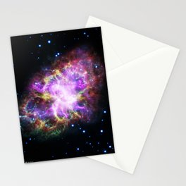 Hubble Telescope: Helix Nebula Stationery Cards