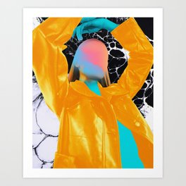 Zora Art Print
