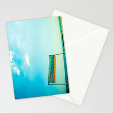 Baby Blue Stationery Cards