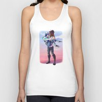 yaoi Tank Tops featuring Mink & Aoba by mishybelle