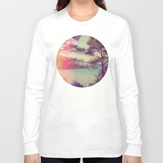 French Beach Long Sleeve T-shirt