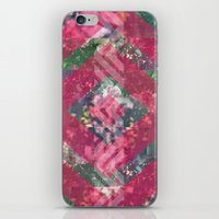beth hoeckel iPhone & iPod Skins featuring beth by littlehomesteadco