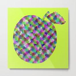 Apple Decor Metal Print
