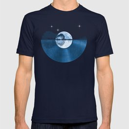 Nature Guitar Record T-shirt