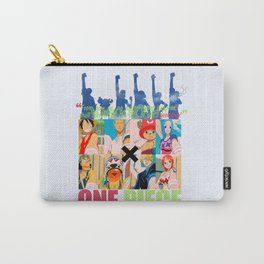 Mask of friendship Carry-All Pouch