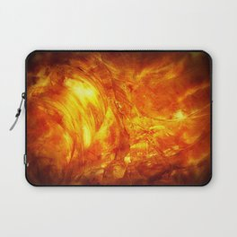 Surface Of The Sun - Leo - Science - Hipster - Hot Laptop Sleeve