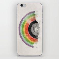 Rainbow Classics iPhone Skin