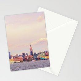 Perfect Day - New York City Skyline Stationery Cards