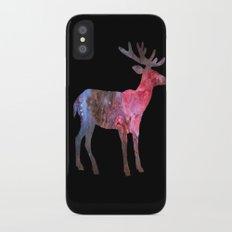 SPACE DEER iPhone X Slim Case