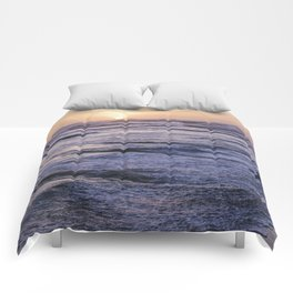 Take to the S E A Comforters