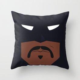 Shaftman Throw Pillow
