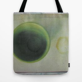 Empty Cup & Rings Tote Bag