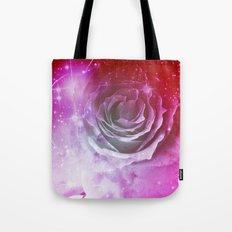 Digital Rose of Cosmos Tote Bag