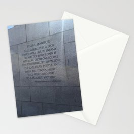 Memorial Stationery Cards