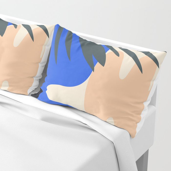 Shape study #14 - Stackable Collection Pillow Sham