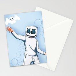 Marshmello Stationery Cards