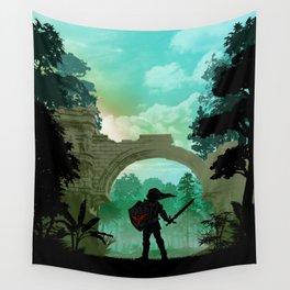 The Legend of Zelda - Link   Warriors Landscapes Serries Wall Tapestry