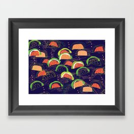 watermelons 2 Framed Art Print