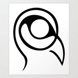SKE Games Bird Art Print