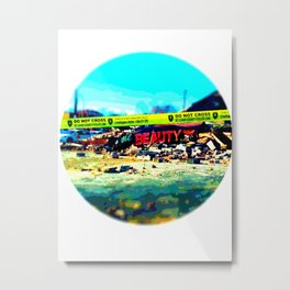 Beauty in Ferguson Metal Print