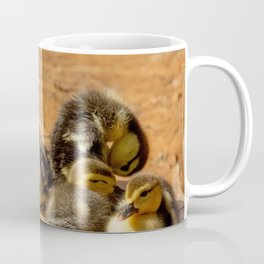 Ducklings Coffee Mug
